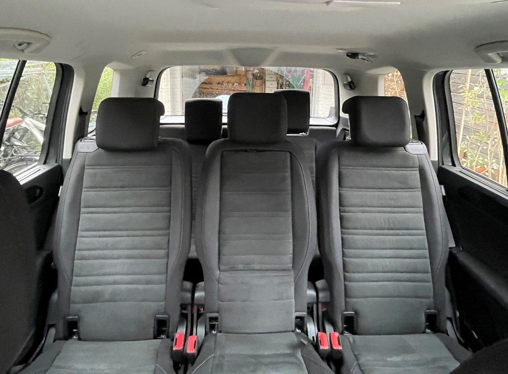 VW Touran 1.4 TSI Highline DSG, Essence, Occasion / Utilisé, Automatique