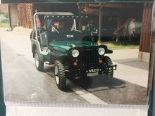 WILLYS , Petrol, Second hand/used, Manual