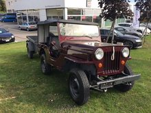 WILLYS , , Second hand/used,